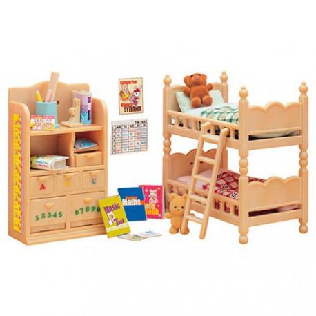 Muebles habitaci n ni os sylvanian - Muebles habitacion ninos ...