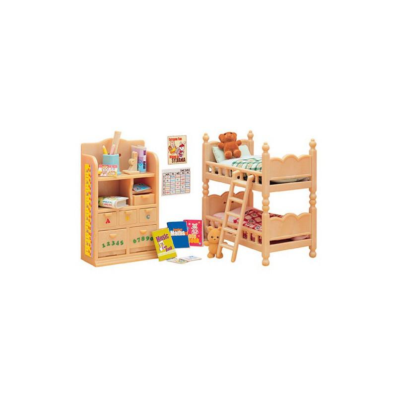 Muebles Habitacion Niño : Muebles habitaciÓn niÑos sylvanian