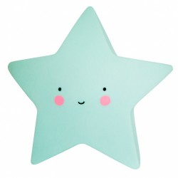 MINI LUZ STAR MINT