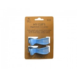 CLIPS AZULES