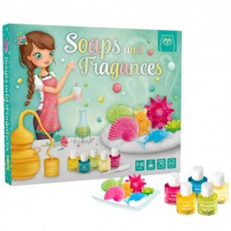 FUNNY SOAPS-JABONES Y AROMAS
