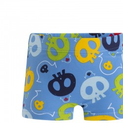 BOXER ESTAMPADO NIÑO PIRATES