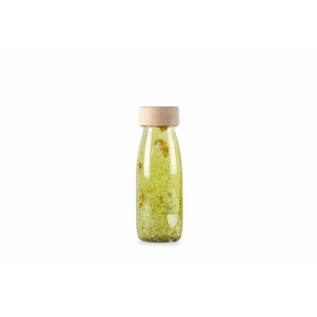 FLOAT BOTTLE GOLD