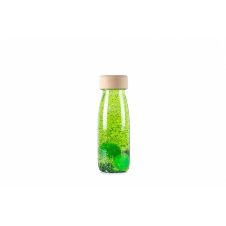 FLOAT BOTTLE GREEN