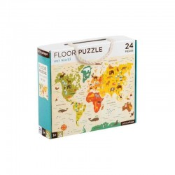 PUZZLE OUR WORLD FLOOR
