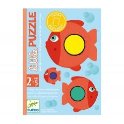LITTLE PUZZLE DJECO + 2 AÑOS