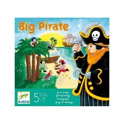 BIG PIRATE DJECO +5 AÑOS