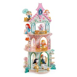 ARTY TOYS ZE PRINCESS TOWER DJECO