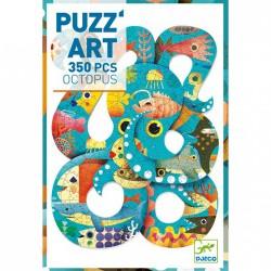 PUZZLE ART OCTOPUS 350 PZAS. 7-99 AÑOS