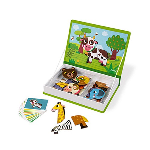 MAGNETICK BOOK ANIMALES