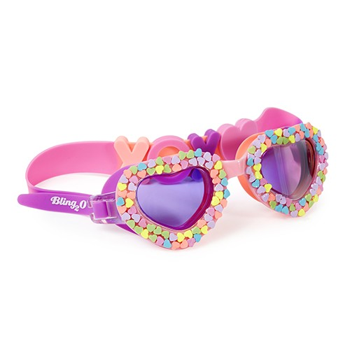 CANDY HEART BE MINE PASTEL +5 AÑOS